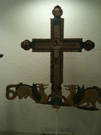 Sofia, Bulgaria: More artifacts in the crypt
