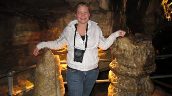 Howes Cave, NY: Total Tourist photo