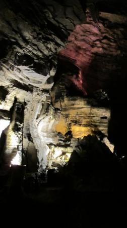 Bilde fra Howes Cave