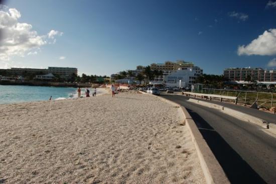 Bilde fra Maho Beach