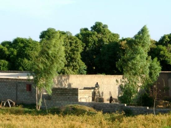 Bilde fra Ouagadougou