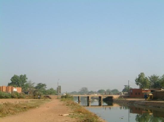 Ouagadougou, Burkina Faso: Les rues de la capitale