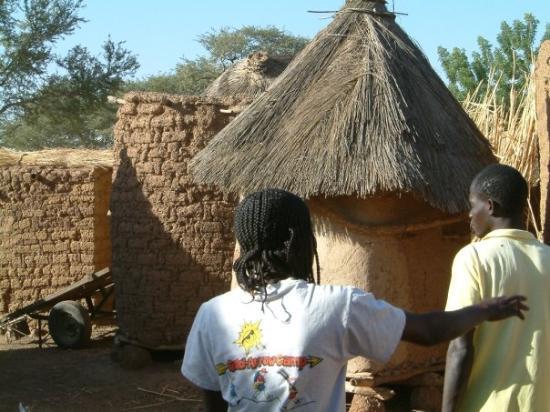 Ouahigouya, Burkina Faso: Visite au Village