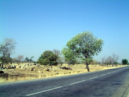 Koupela, Burkina Faso: Le plus beau voyage de moto jusqu'à ce jour et certainement pour toujours...