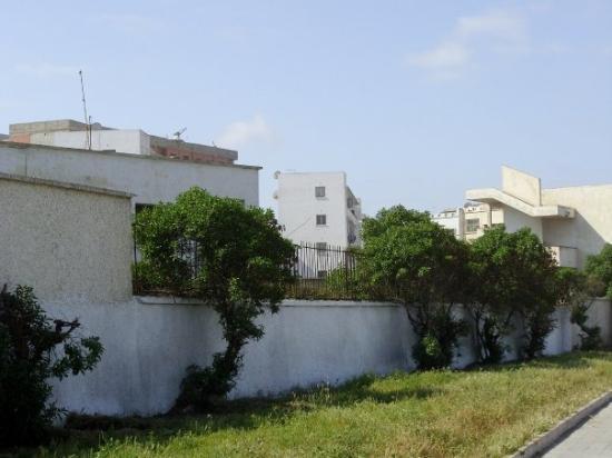 Arrivé au Maroc (Casablanca)