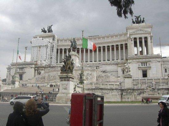 Piazza Venezia: Plaza Venezia