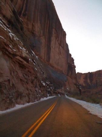 Bilde fra Moab
