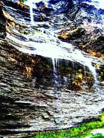 Watkins Glen, NY: my falls