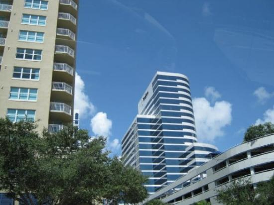 Office Buidlings from US 1, in Fort Lauderdale