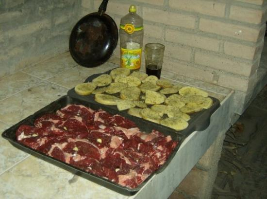 Now that is a Mendoza Steak