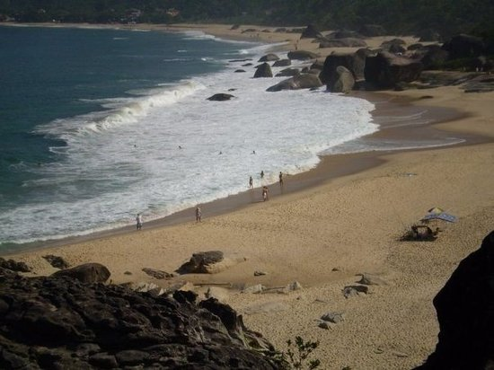 Guaruja, SP: Tombo's Beach!