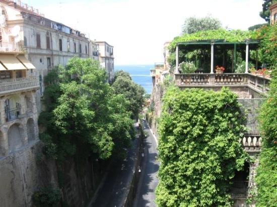 Bilde fra Sorrento