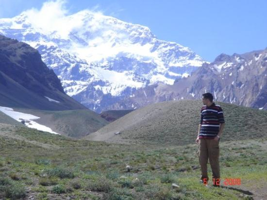 Mendoza, Argentina: Aconcagua at 22,835 ft (6,960 m) It is the highest peak of the Western Hemisphere.