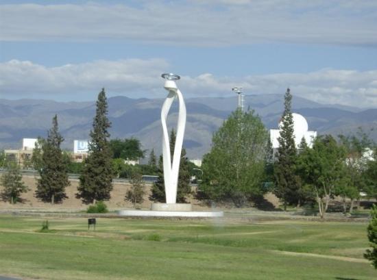 Mendoza, Argentina: La Virgen the Guaymallen