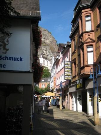 Idar-Oberstein, Tyskland: Idar Oberstein