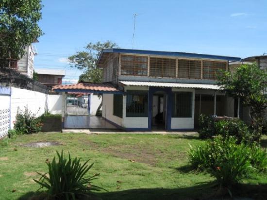 Tamarindo, Costa Rica: Rear of home