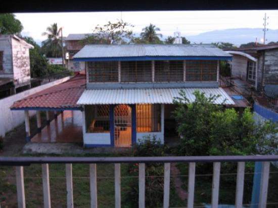 Tamarindo, Costa Rica: Rear of home