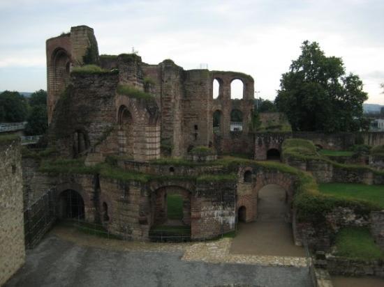 Kaiserthermen: More Roman Bath ruins.