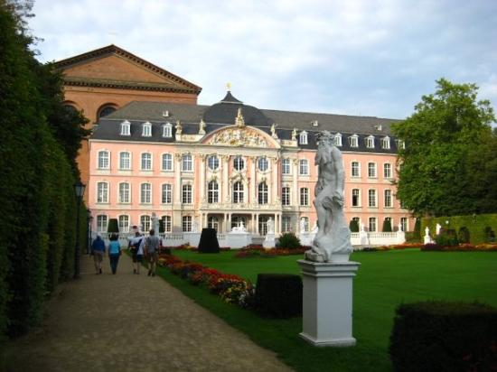 Palace and Gardens - Trier