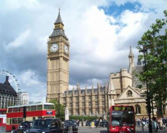 Bilde fra Houses of Parliament