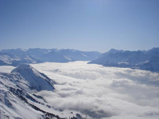 Sorenberg, Switzerland: Rothorn