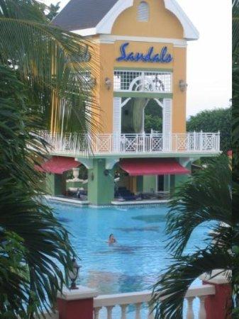 Bilde fra Sandals Ochi Beach Resort