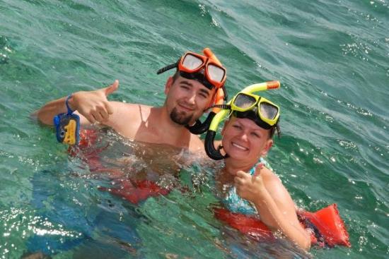 Sandals Ochi Beach Resort: Snorkling Trip