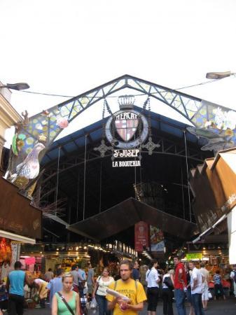Mercat de la Boqueria: Mercado de Boqueria