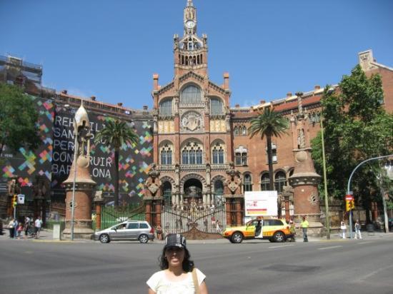 Recinte Modernista de Sant Pau: Hospital de Sant Pau