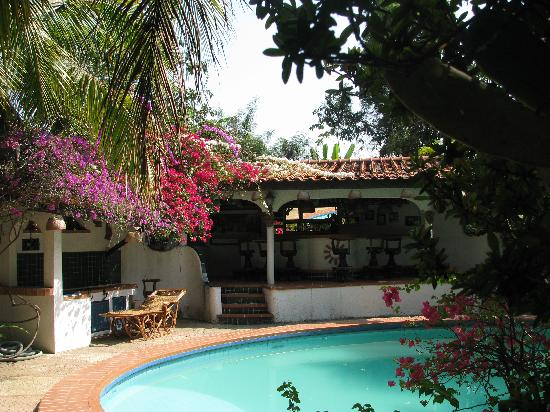 Secret Garden Chiang Mai: Il bar