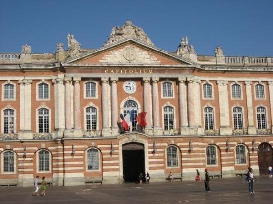 Theatre du Capitole: Place du Capitole