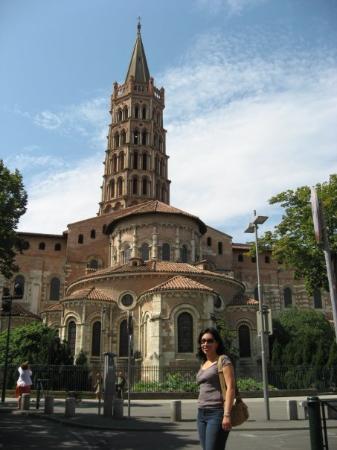 Basilique Saint-Sernin: Saint Sernat