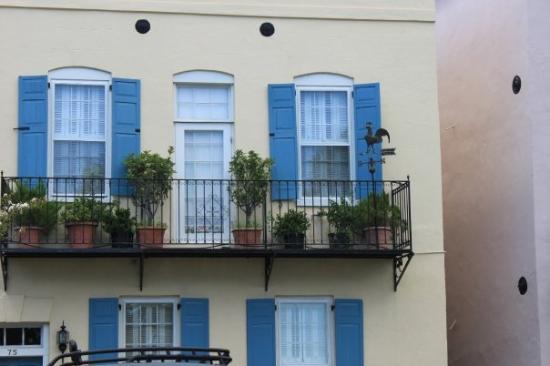 Bilde fra Charleston