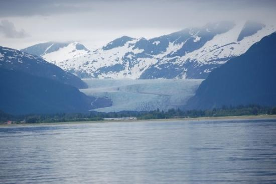 Juneau, AK: Glacier....not sure which one