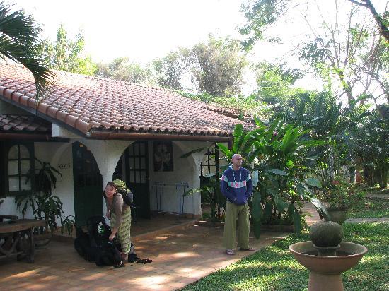 Secret Garden Chiang Mai: Arrivo...