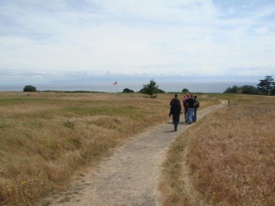 Roche Harbor, WA: The American Camp on San Juan Island