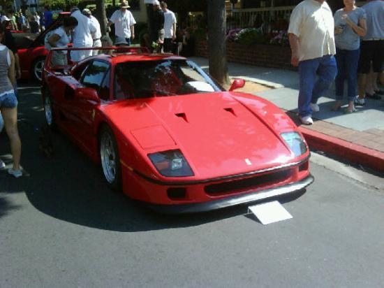 Danville, CA: F40 front !!