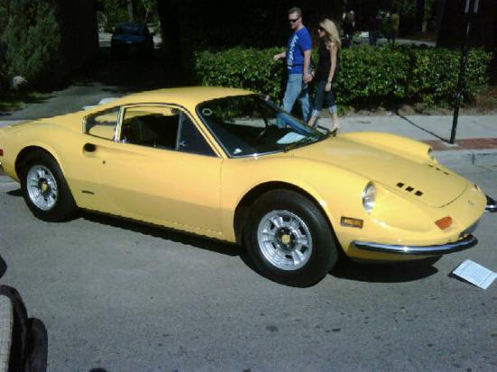 Danville, CA: Ferrari Dino