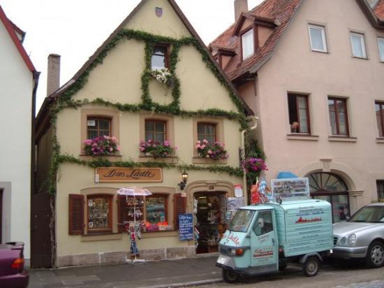 Shops at Rothenburg