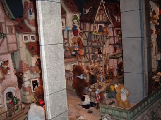 toys and dolls at Rothenburg, Germany