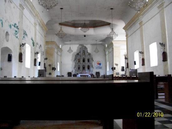 Roxas City, Filippinene: Panay Church