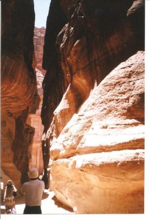 Petra / Wadi Musa, Jordan: On the Road to Petra