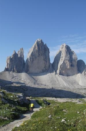 Alta Pusteria, Italia: Tre Cime / Drei Zinnen / Three Peaks 2