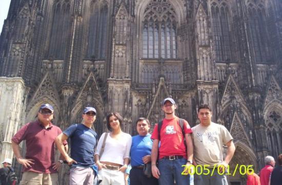 Bilde fra Cologne-katedralen