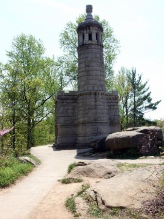 Bilde fra Gettysburg