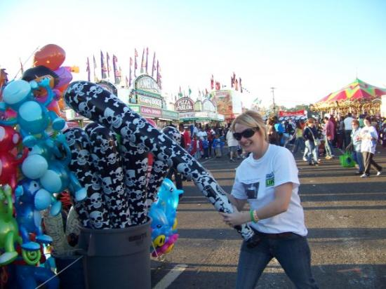 Shreveport, LA: Jen and the baseball bat