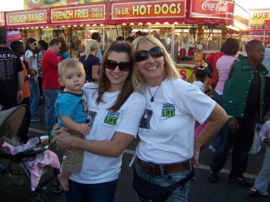Shreveport, LA: Jackson, Christy and me