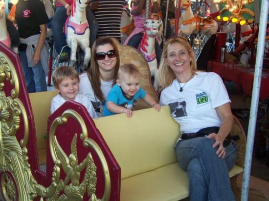 Shreveport, LA: christy , ayden , jackson and me