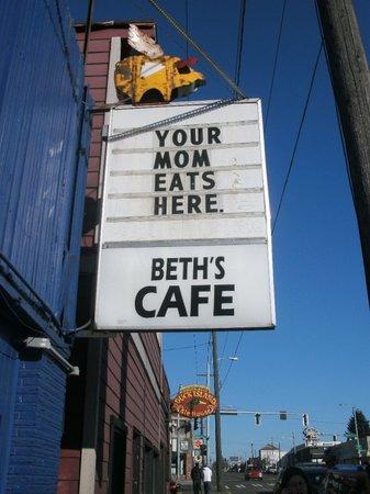 Bilde fra Beth's Cafe