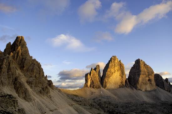Alta Pusteria, Italia: Tre Cime / Drei Zinnen / Three Peaks 6